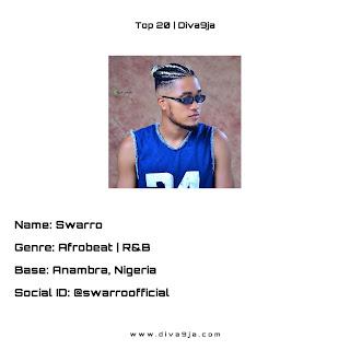 Swarro | Top 20 On Diva9ja