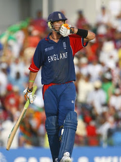 Kevin Pietersen 100 - West Indies vs England 48th Match ICC Cricket World Cup 2007 Highlights
