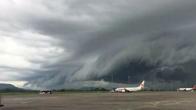 Penyebab Angin Muson