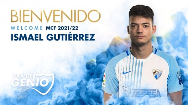 Oficial: El Málaga firma cedido a Ismael Gutiérrez