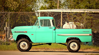 1959 Chevrolet Apache Napco The Mighty Pickup