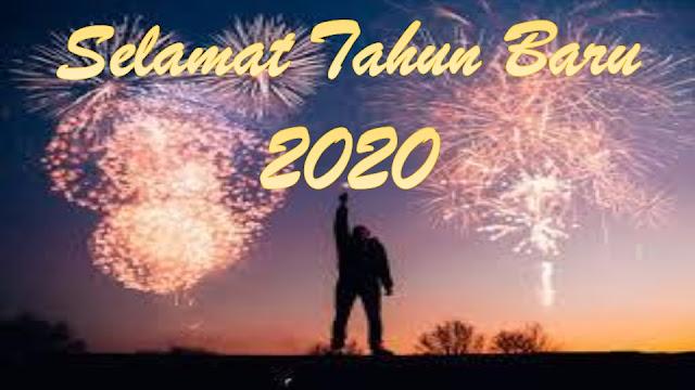 new year berikut ucapan selamat tahun baru yang penuh
