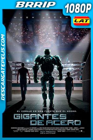 Gigantes de acero (2011) 1080p BRrip Latino – Ingles