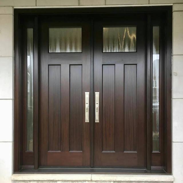 Desain Pintu Rumah Minimalis 2020