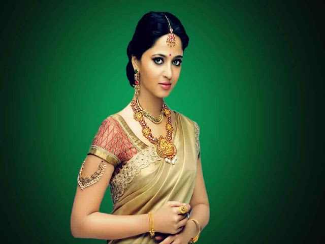 Best Anushka Shetty Desktop HD Wallpaper