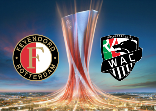 Feyenoord vs Wolfsberger AC -Highlights 29 October 2020