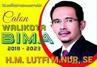 Setelah PBB dan PPP, Giliran PKPI dan PAN Kobi Putuskan HM. Lutfi Calon Tunggal Walikota Bima 2018