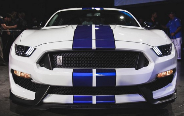 Shelby GT350 Mustang 2015 Price UK