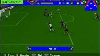 Cara Download FIFA 19 PPSSPP Lite (500MB) Offline Android Best Graphics New Update