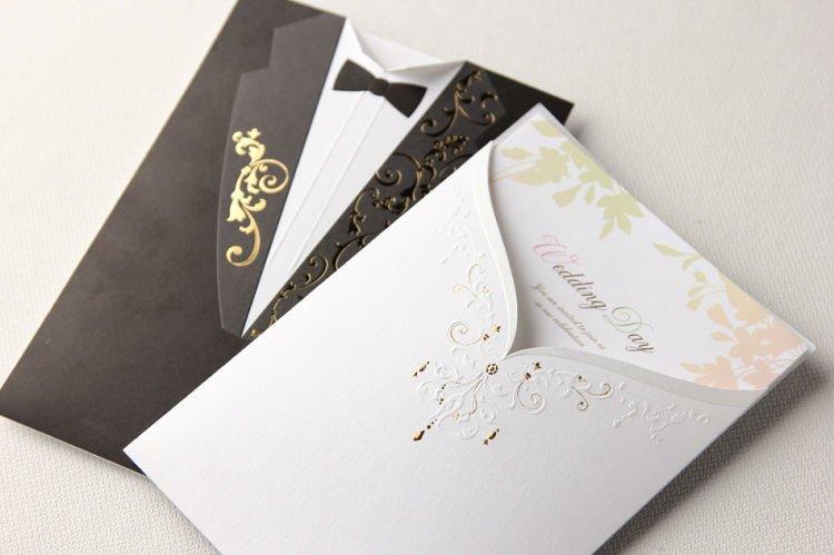 Bride groom western wedding card malaysia stopboris Choice Image