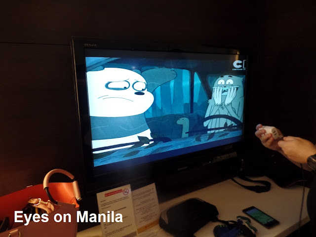 Century Park Hotel Manila: Cartoon Network channel