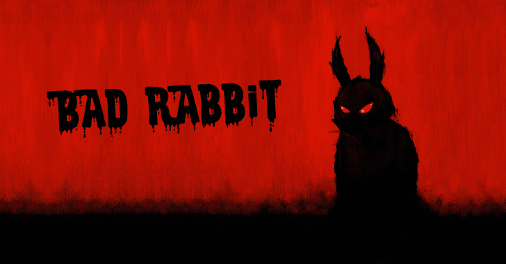 Bad Rabbit Ransomware Uses Leaked 'EternalRomance' NSA Exploit to Spread