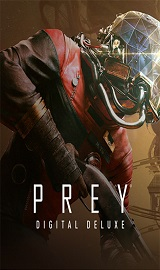 Prey Digital Deluxe Edition Build 10966486 (38551) GOG + 2 DLCs – Download Torrents PC