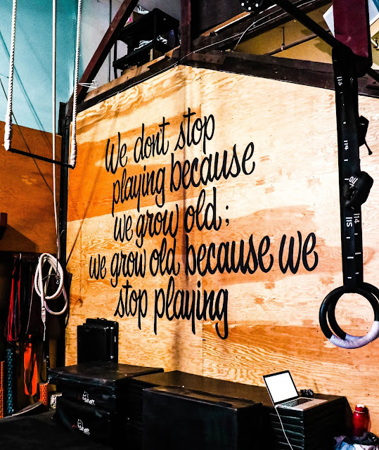 Pursuit OCR Toronto Indoor Obstacle Course Fitness Blogger