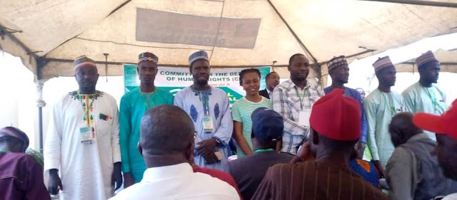 CDHR Holds Annual General Conference, Elects New Executives