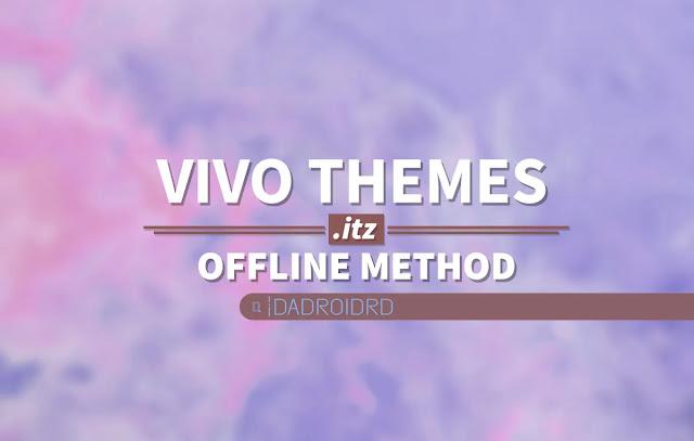 Cara download Tema itz Vivo, Cara menambah Tema Vivo, Cara mendapatkan Themes Vivo, Download Vivo itz Themes, Cara memperbanyak Tema Vivo, Vivo .itz download, Vivo itz, Cara Install Tema Vivo secara Offline, Offline Themes itz Vivo, Cara menambah Tema Vivo dari Komputer, Folder tempat Tema Vivo