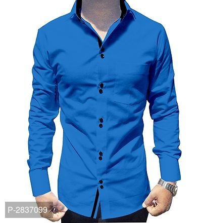 Best Quality Cotton Double Button Solid Shirts