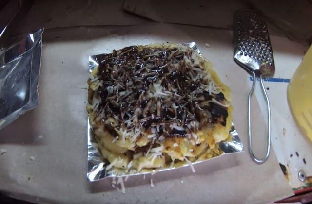 Pisang Plenet, teman nongkrong murah nan lezat khas kota Semarang
