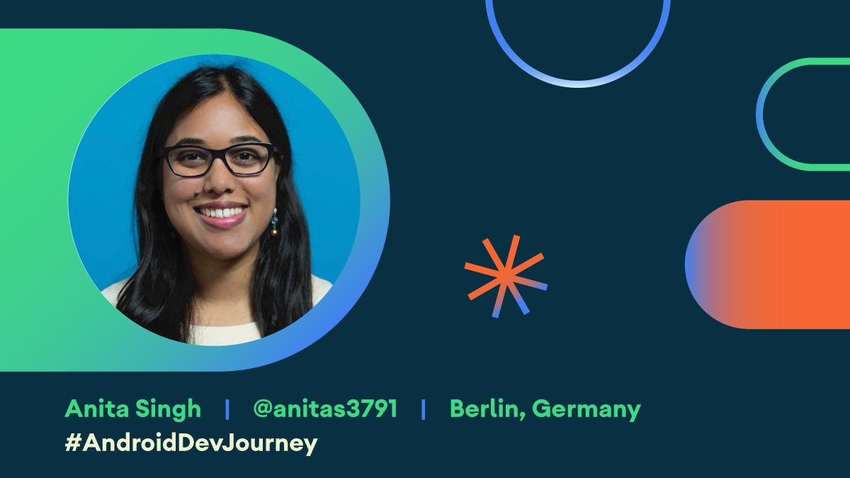 Anita Singh developer profile feature photo