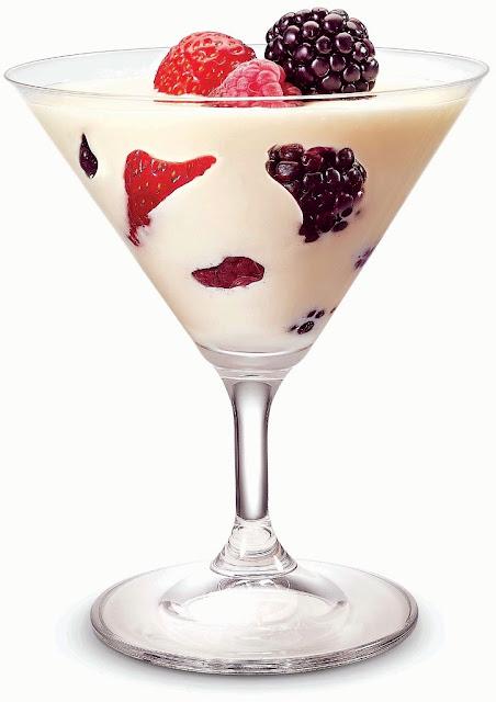 receita recipe receta leite moça nestle frutas vermelhas