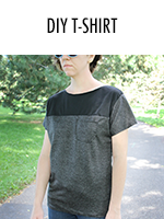Replicate an old tee with this tutorial