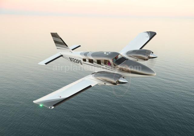 Piper PA-34 Seneca V aircraft
