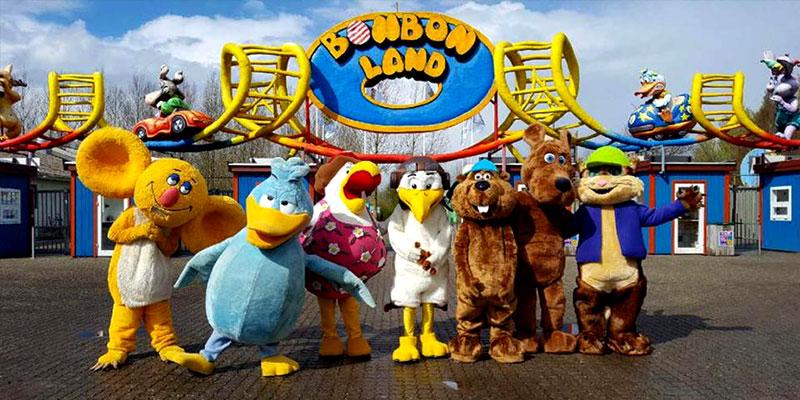 Parque de atracciones BonBon 1