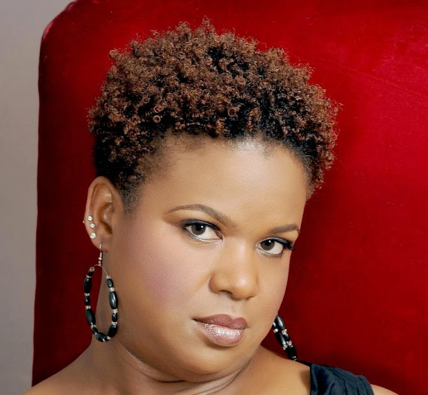 Natural Short Afro Hairstyles for Black Women