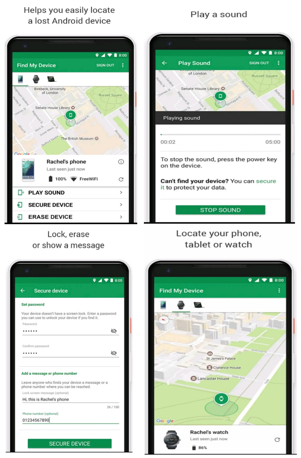Google Find My Device Helps You Locate Your Lost Android And Lock It Until You Get It Back