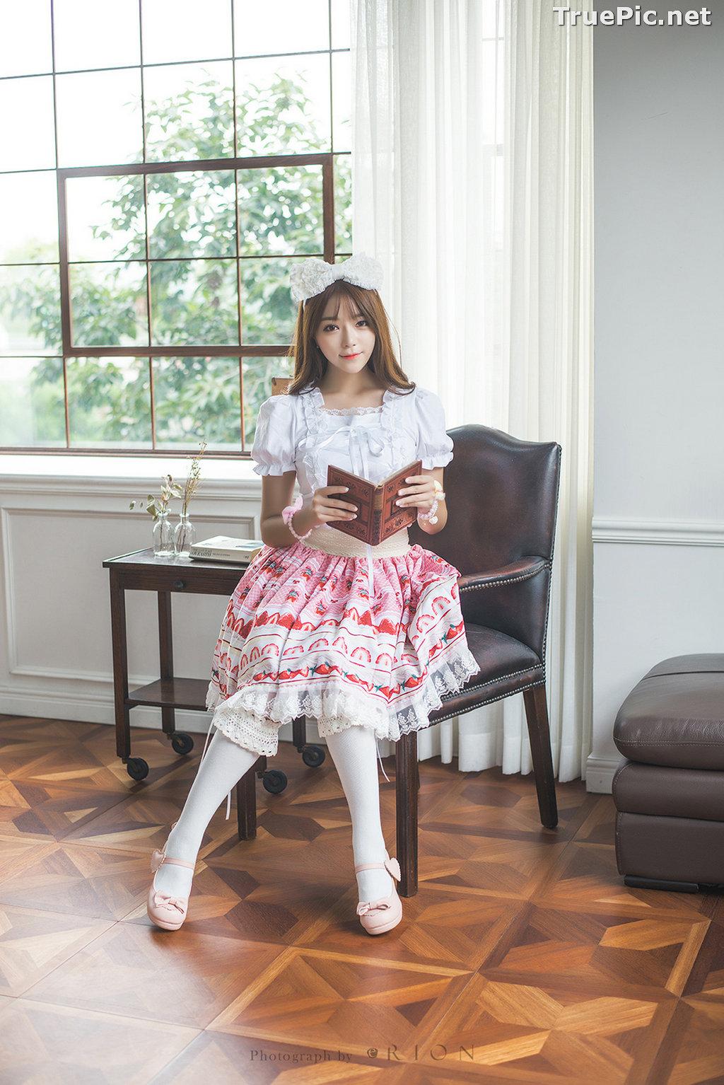 Image Korean Beautiful Model - Ji Yeon - My Cute Princess - TruePic.net - Picture-6