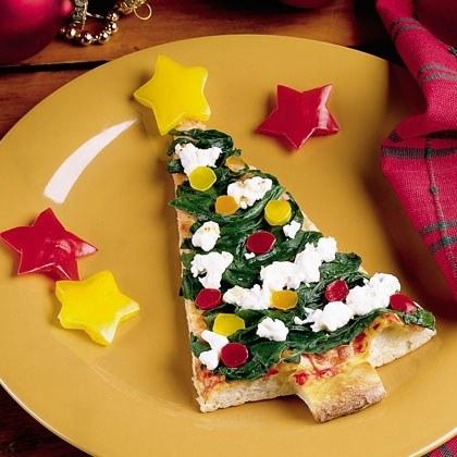 O Christmas Treat Pizza Recipe