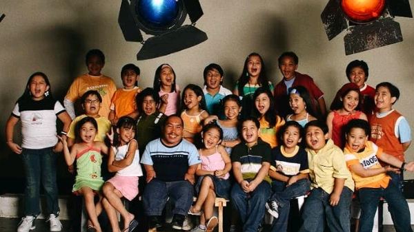 The pilot batch of Goin' Bulilit
