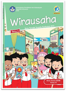download gratis buku tematik kelas 6 tema 5