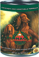 Picture of Pinnacle Chicken and Vegetable Canned Dog Food