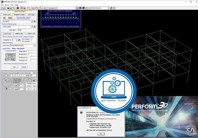 CSI PERFORM-3D v7.0.0