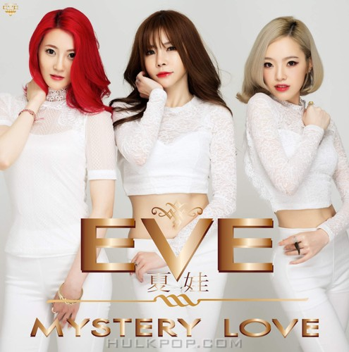 EVE – Mystery LOVE – Single