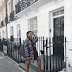 """""""This is for the ignorant ones with opinions"""" Temi Otedola says as she shares beautiful new photo"""