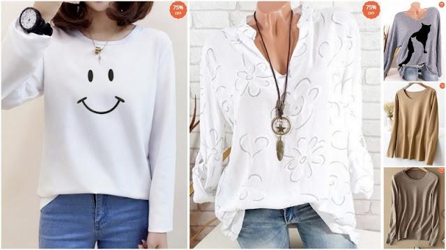 Ninacloak.com: vintage blouses