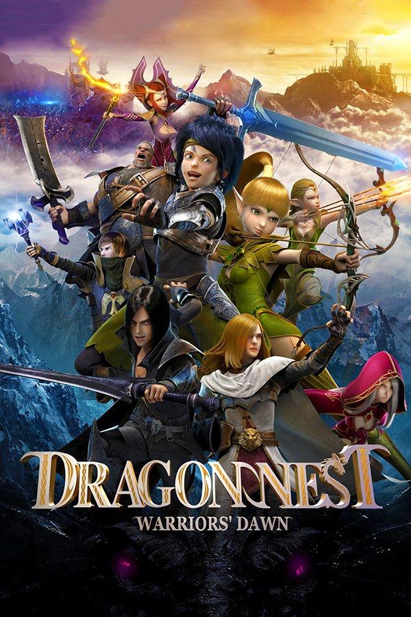 Dragon Nest: Warriors' Dawn 2014