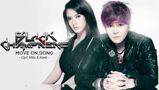 Move On Dong - Black Champagne