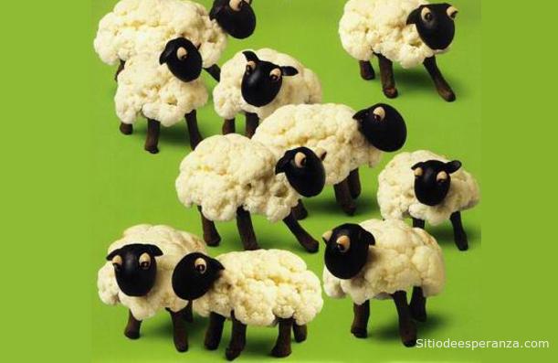 Tipos de ovejas en la iglesia