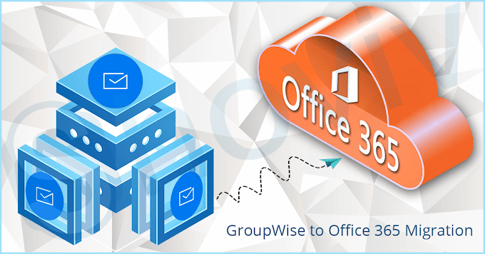 GroupWise to Office 365 Migration - Best Solution