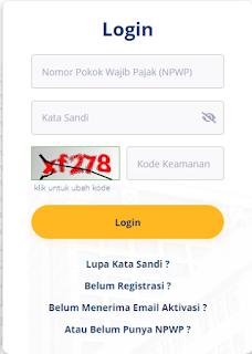 Cara lapor pajak Online dengan E-Filling (DJP Online)