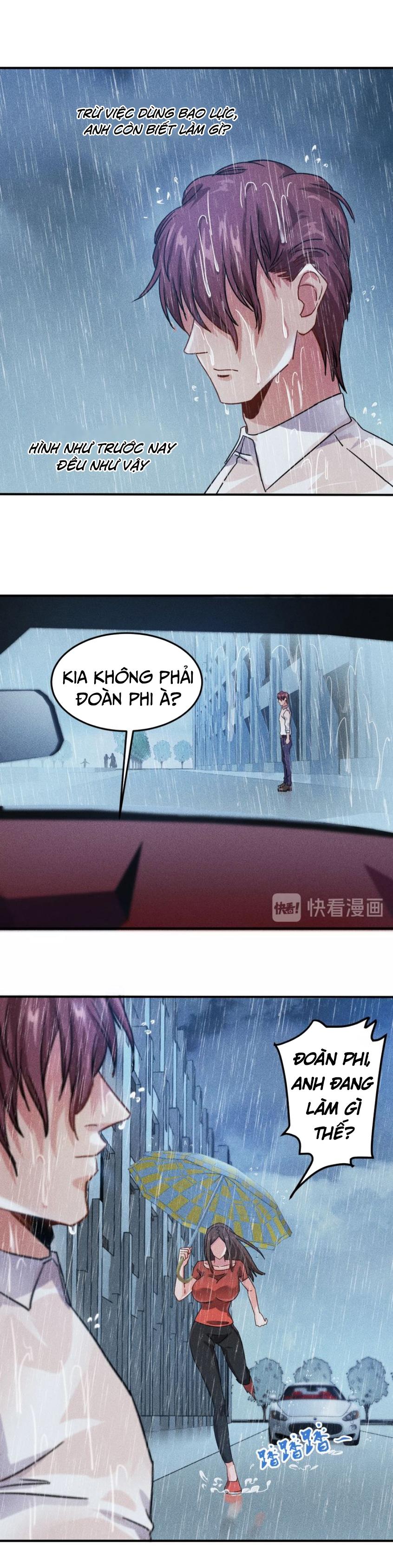 Cao Thủ Cận Vệ Của Nữ Chủ Tịch Chapter 45 video - Hamtruyen.vn