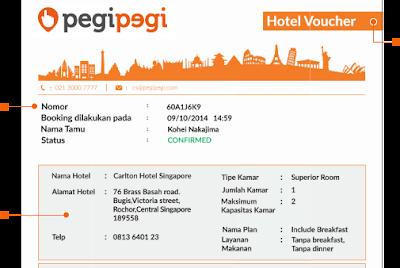 Booking Hotel. Pesan Tiket Pesawat dan Kereta Api Lebih Mudah lewat Pegipegi