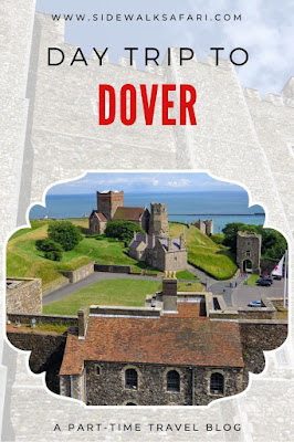 Day trip to Dover UK