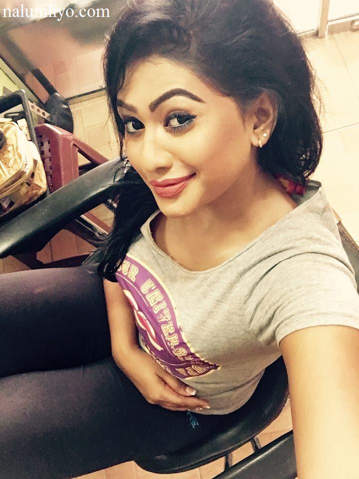 Piumi Hansamali ITN tv show