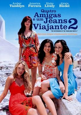 Quatro Amigas e um Jeans Viajante 2 Dublado Online