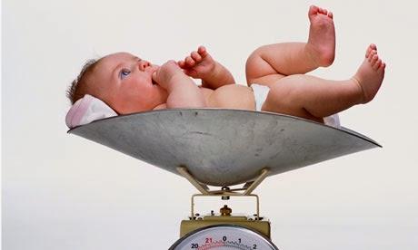 Artikel kesehatan: Bayi Berat Badan Lahir Rendah (BBLR)