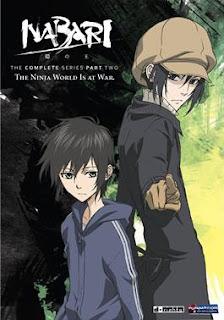 Anime Mirip Nabari no Ou (King of Nabari)